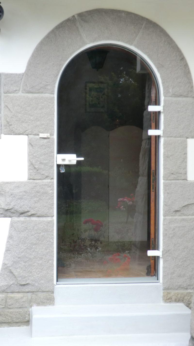 porte de doublage ral 9010